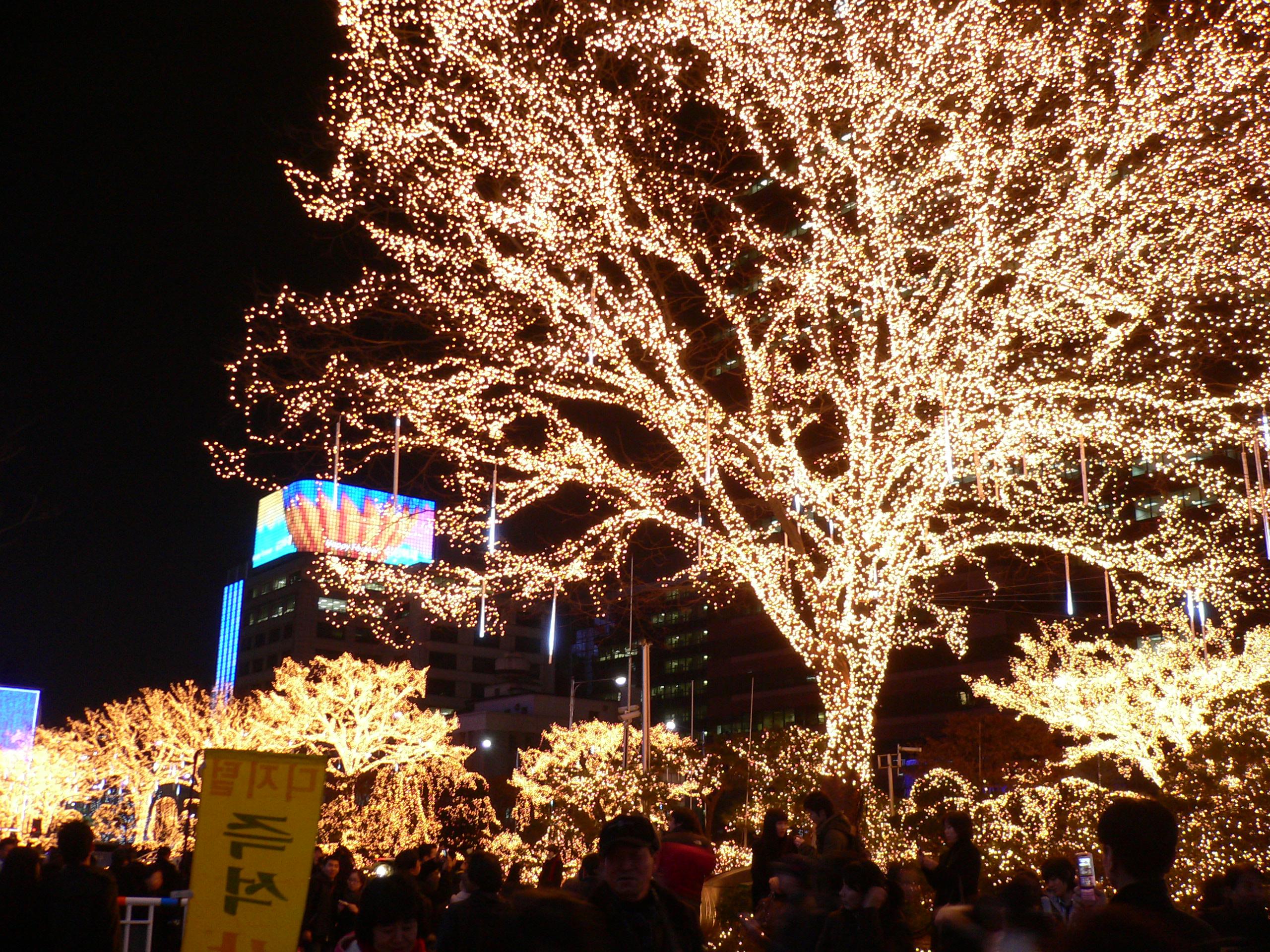 Christmas In Korea.Christmas In Korea Chiasuanchong