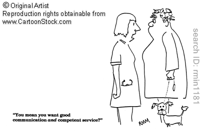 Verbal Behavior Cartoon